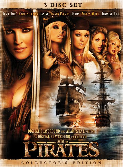 Pirates porn anal — pic 14