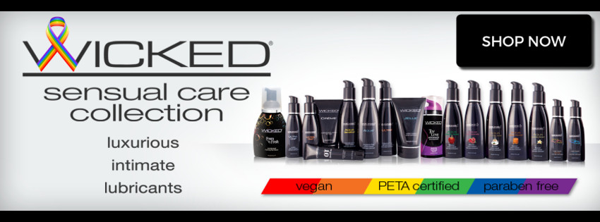 Wicked Sensual Care Lubricants